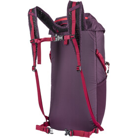 Marmot Kompressor Plus Mochila 20l, dark purple/brick